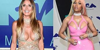 2017 Video Müzik Ödülleri'nde şıklık yarışı