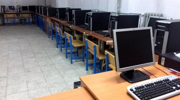 4 okula yeni nesil bilgisayar desteği