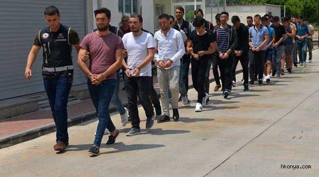 41 polis, Adana'ya getirildi