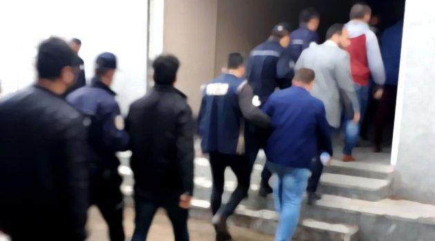 9 ilde FETÖ operasyonu: 19 gözaltı kararı