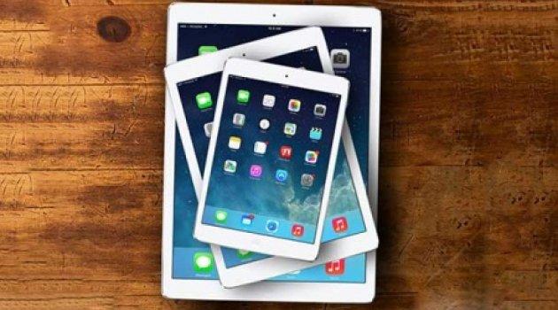 Apple yeni iPad modellerini test etmeye başladı