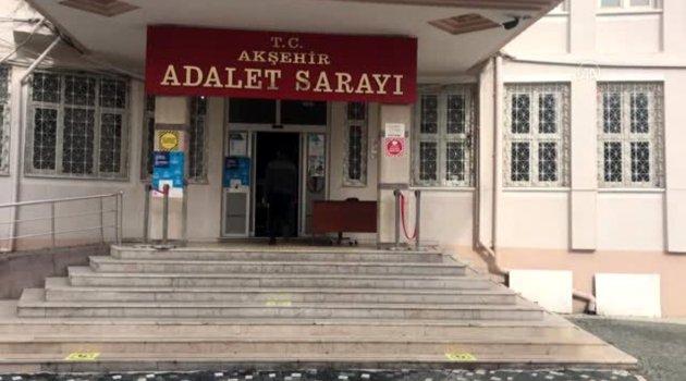 Avukatı bıçakla yaralayan şüpheli adliyeye çıkarıldı