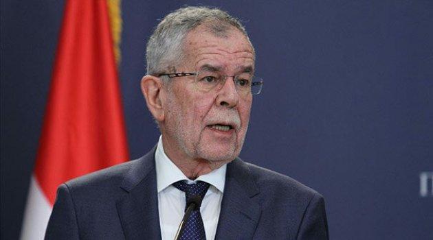 Avusturya Cumhurbaşkanı: Görüntüler utanç verici!