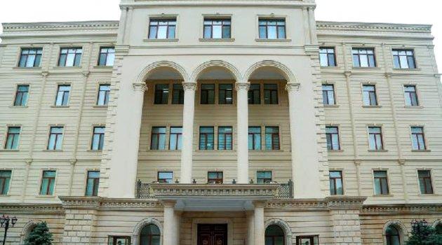 Azerbaycan Savunma Bakanlığı: Ermenistan saldırılarına roket ve topçu birliklerle cevap veriliyor