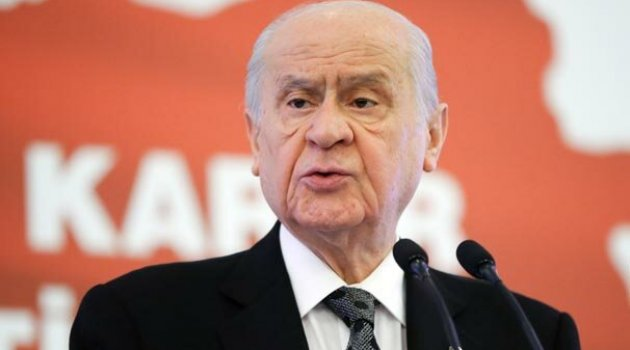 Bahçeli: Türk milleti teslim olmaz