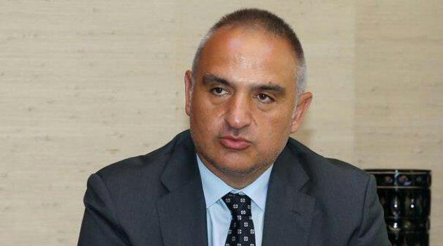 Bakan Ersoy'dan Kapadokya açıklaması