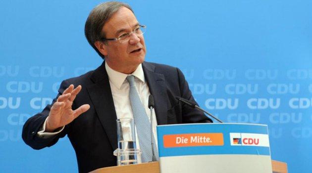 Başbakanlık yarışını kaybeden Armin Laschet, CDU Genel Başkanlığı'ndan istifa etti
