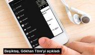 Beşiktaş, Gökhan Töre'yi açıkladı