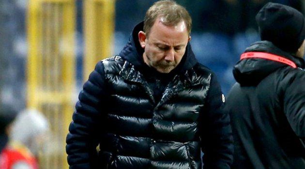 Beşiktaş, Sergen Yalçın yönetiminde ilk kez yenildi