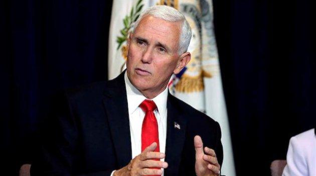 Beyaz Saray: Trump'ın yardımcısı Mike Pence Ankara'ya gidecek