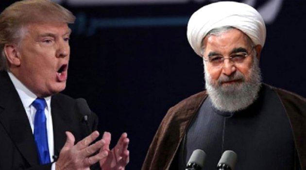 Beyaz Saray'ın Youtube hesabından yapılan paylaşımda Trump-Ruhani hatası göze çarptı