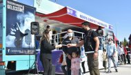 Bilim Festivali'nde Narkotır ve Emniyet Kemeri Simülasyon Aracı ilgi gördü