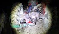 Bolu'da traktör tırla çarpıştı: 1 kişi öldü, 2 kişi yaralandı