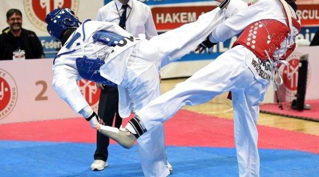 Büyükler Türkiye Taekwondo Şampiyonası, Konya'da Başladı