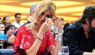 Çağla Şıkel, canlı yayında gözyaşlarına hakim olamadı