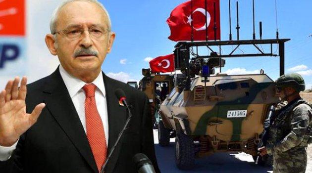 CHP'nin Fırat'ın doğusuna yönelik operasyon için tavrı netleşti