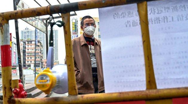 Çin koronavirüsün yeni ismini açıkladı: Yeni koronavirüs zatürresi