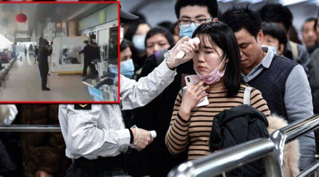 Çin'de Vuhan'ın ardından Huanggang kenti de karantinaya alındı