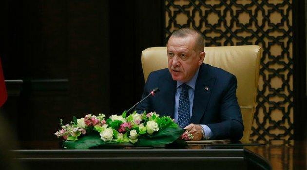 Cumhurbaşkanı Erdoğan: 72 kriterden 66'sını tamamladık