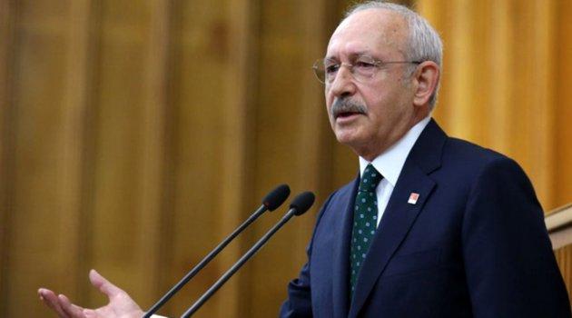 Cumhurbaşkanı Erdoğan, Kılıçdaroğlu'na 250 bin TL'lik manevi tazminat davası açtı
