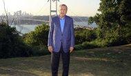Cumhurbaşkanı Erdoğan, Nakkaştepe Millet Bahçesi'ni gezdi