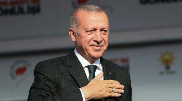 Cumhurbaşkanı Erdoğan'dan 'Dünya Nevruz Günü'mesajı