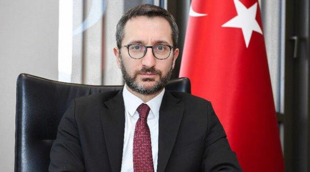 Cumhurbaşkanlığı İletişim Başkanı Prof. Dr. Fahrettin Altun'dan 19 Mayıs mesajı
