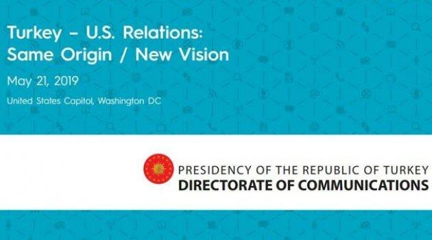 Cumhurbaşkanlığı İletişim Başkanlığı ABD'de panel serisi düzenleyecek