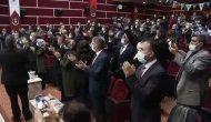 Davutoğlu, parti teşkilatlarının açılışına katıldı