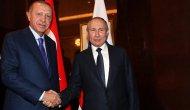 Erdoğan ile Putin görüşmesi sona erdi! Liderler kritik mesajlar verdi