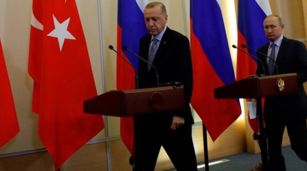 Erdoğan-Putin görüşmesi dünya basınında
