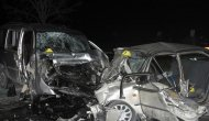 Eş olan 4 kişinin öldüğü kazada Adem de kurtarılamadı