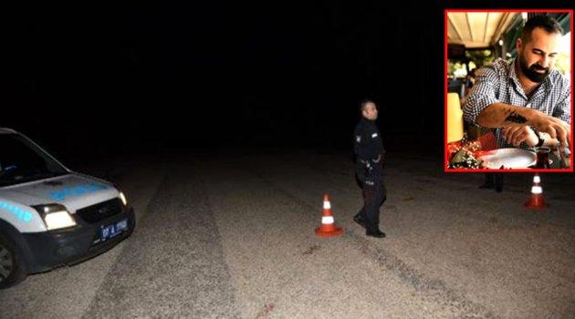 Eski CHP Gençlik Kolları Başkanı aracının yanında ölü bulundu