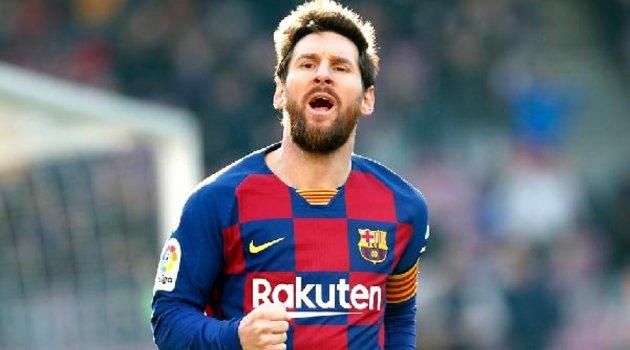 Forbes açıkladı: 2020'nin en fazla kazananı Messi oldu