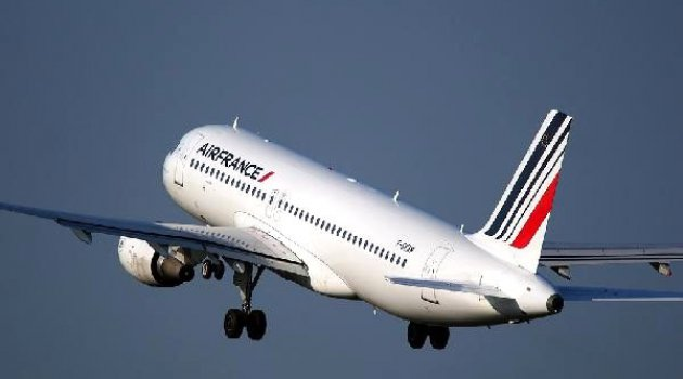 Fransız Havayolu şirketi Air France'ta taciz iddiası