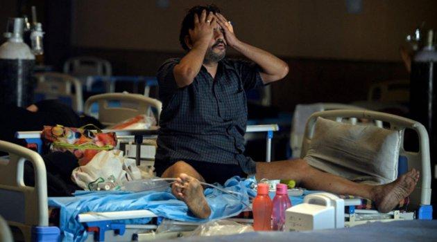 Hastalığı geçiren adam: En kötüsü korona sanmıştım