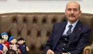 İçişleri Bakanı Süleyman Soylu'dan pankart açıklaması