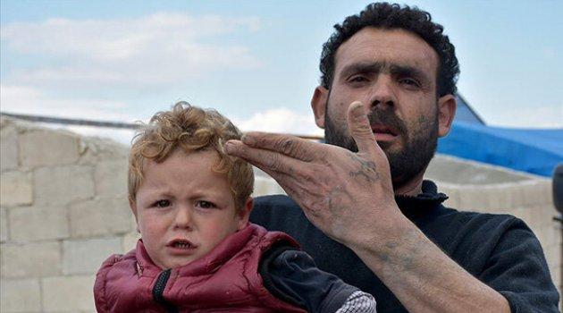 """""""İdlib Gerginliği Azaltma Bölgesi""""ne düzenlediği saldırı"""