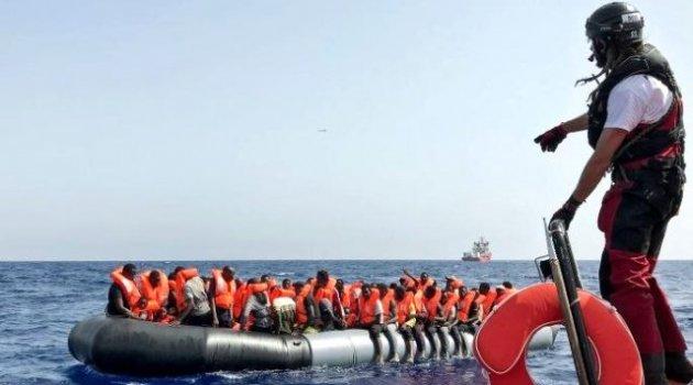 İngilizler Türkiye'den Avrupa'ya giden göçmenlerin sayısının 3'e katlandığını yazdı