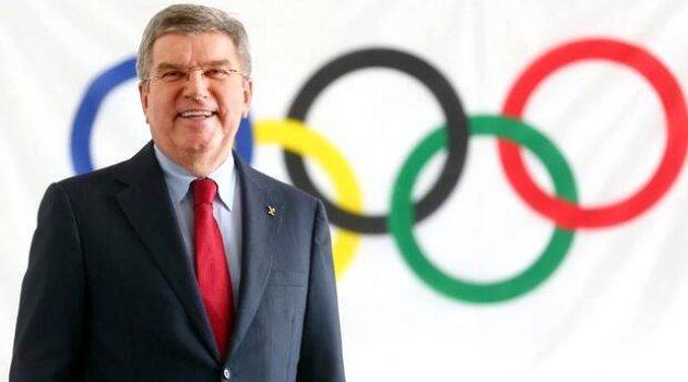 IOC Başkanı Thomas Bach: 'Yeni tarihi en kısa sürede belirleyeceğiz...'