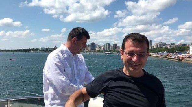 İstanbul'a bir deniz festivali organize ediyoruz