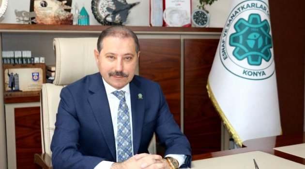 Karabacak'tan esnafa verilen devlet desteği açıklaması