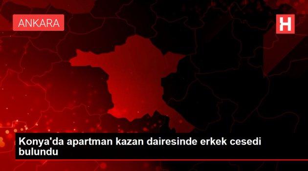 Kazan dairesinde erkek cesedi bulundu