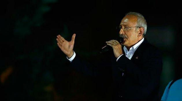 Kılıçdaroğlu: Halkımızın iradesine güveniyoruz