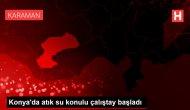 Konya'da atık su konulu çalıştay başladı