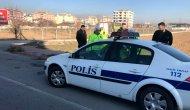 Konya'da kamyonet yan yattı: 9 yaralı