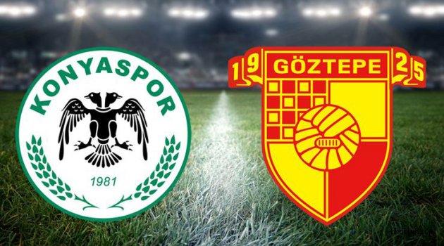 Konyaspor-Göztepe maçı muhtemel 11'leri