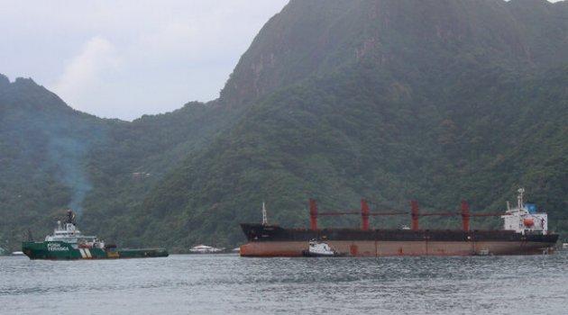 Kuzey Kore, ABD'nin el koyduğu geminin iade edilmesini istiyor