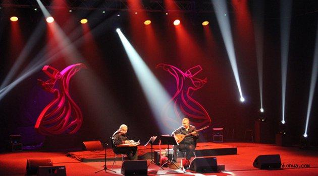 16. Uluslararası Konya Mistik Müzik Festivali Başladı