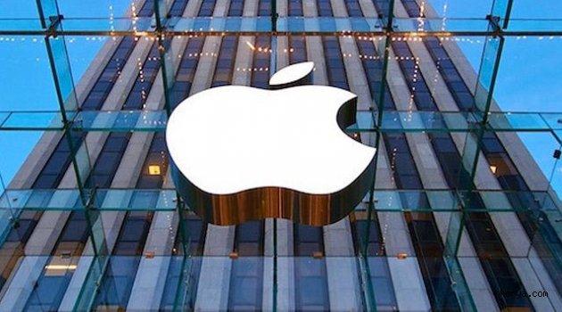 Apple, o hatayı farketti